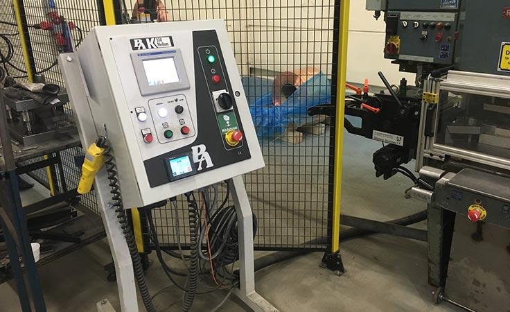 Dalom Produktion investerar i PA valsmatarverk
